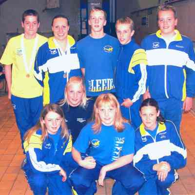 Scottish Nationals team photo 2