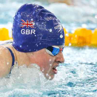 Amelia Clynes - Day 4 - 100m butterfly final